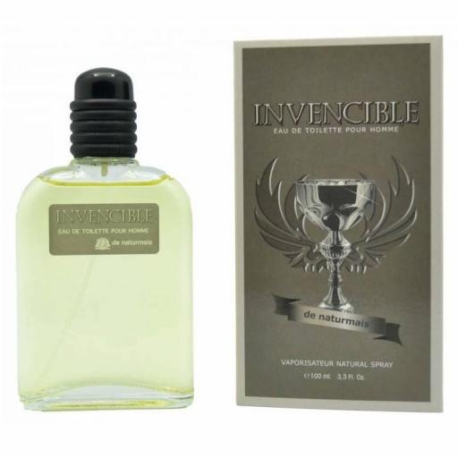 Invencible Pour Homme 100 ml. Naturmais [0]