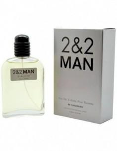 2&2 MAN Naturmais 100 ml.