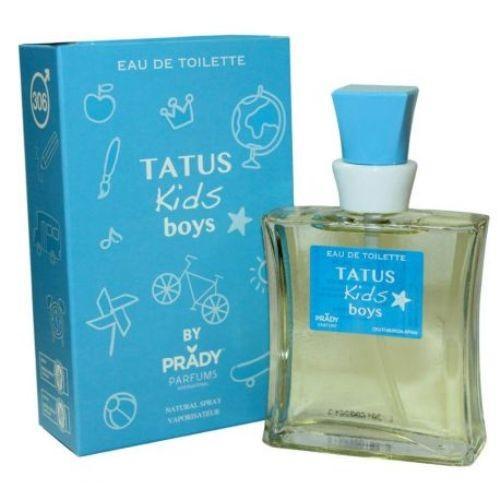 TATUS Kids Boys Prady 100 ml.