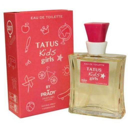 TATUS Kids Girls Prady 100 ml.