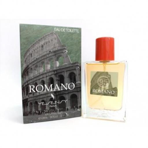 Romano Homme Yesensy 100 ml.