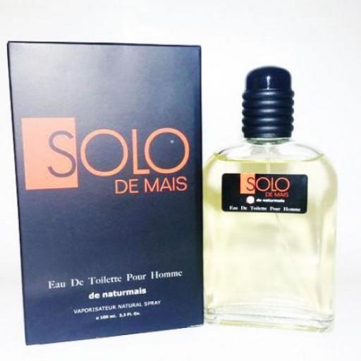 SOLO de Mais Homme 100 ml.