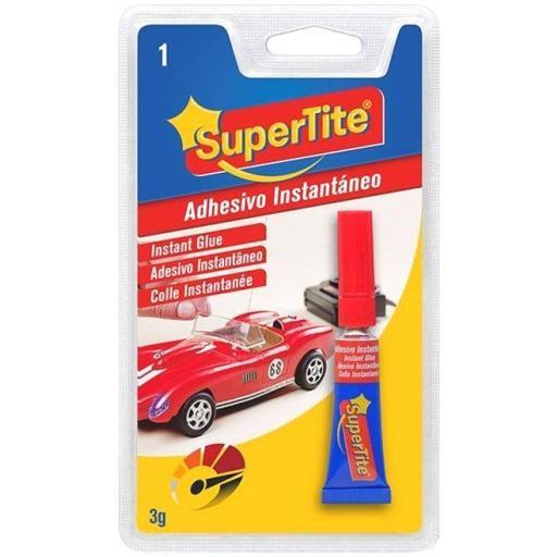 Supertite Adhesivo Instantáneo 3g.
