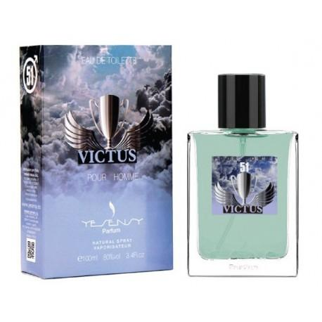Victus Pour Homme Yesensy 100 ml.