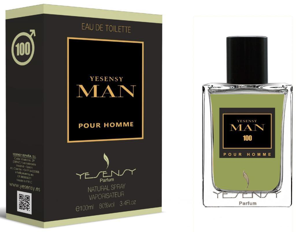 Yesensy MAN Pour Homme 100 ml.