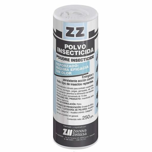 ZZ Polvo Insecticida 250 Gr.