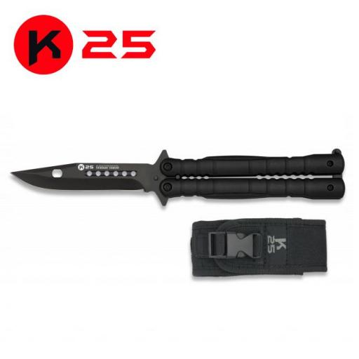 Abanico K25 Negro
