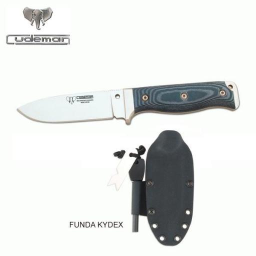 Cuchillo Funda Kydex CUDEMAN MT5