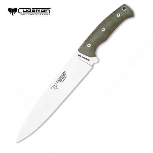 Cuchillo de Supervivencia CUDEMAN OPERATOR (KYDEX)