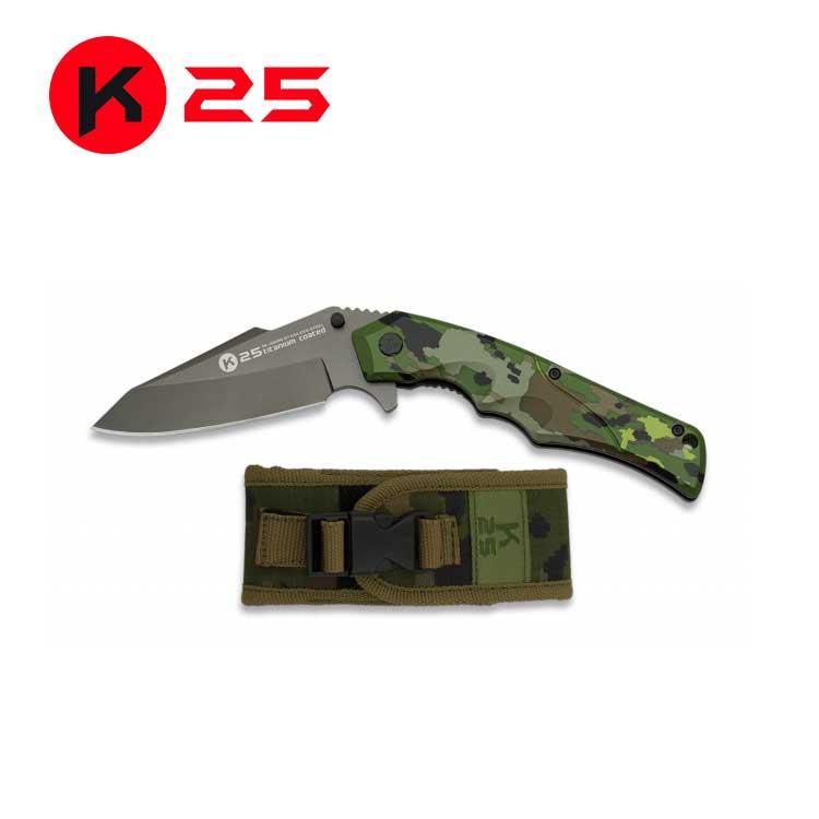 Navaja Tactica Camo K25