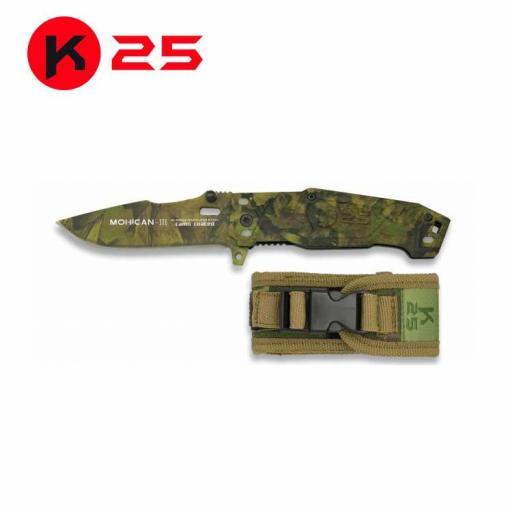 Navaja Tactica Mohican 3  K25