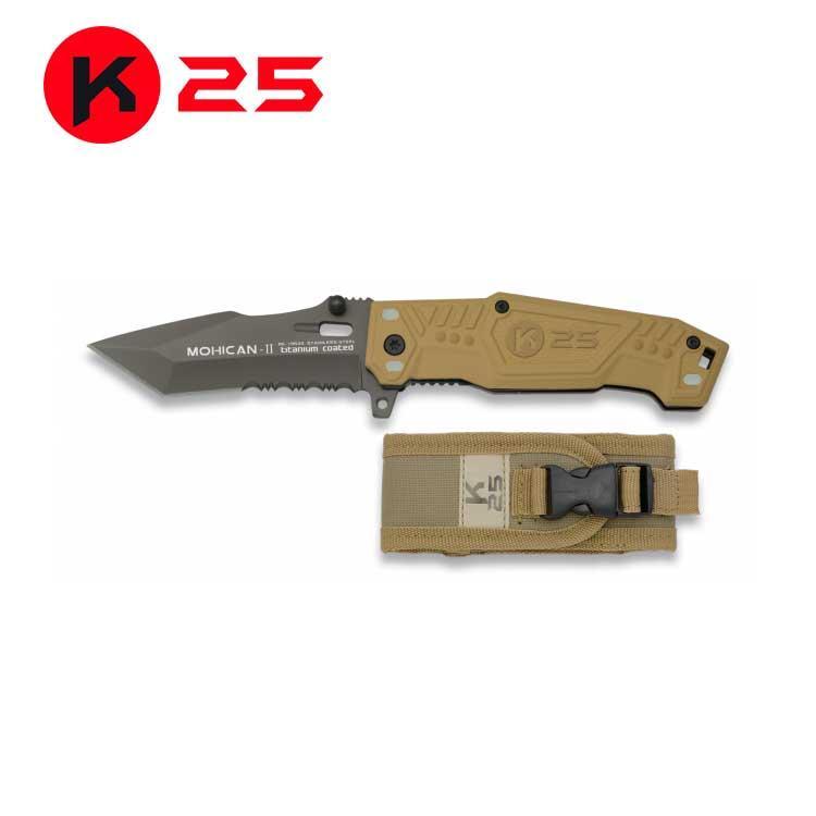 Navaja Tactica Mohican II  K25