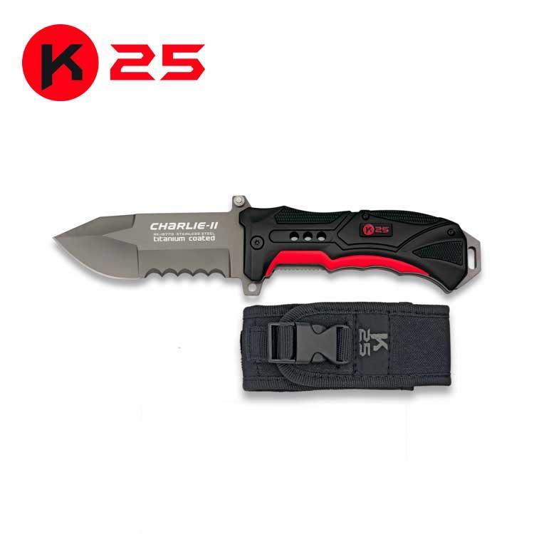 Navaja Tactica K25 CHARLIE II