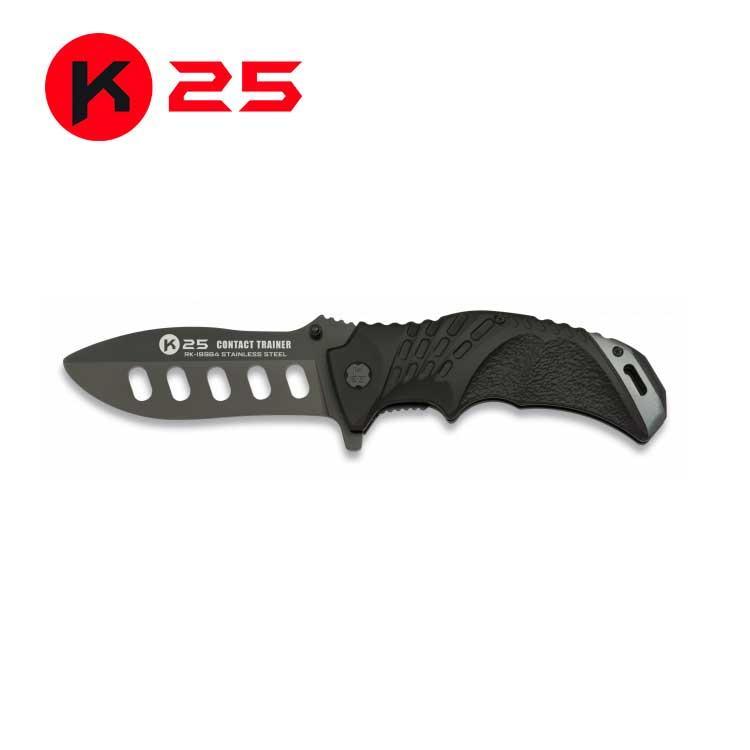 Navaja K25 Entrenamiento Negra