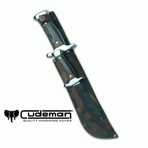 Set Cuchillos de Monte  CUDEMAN [2]
