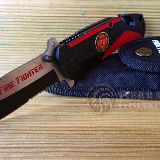 Navaja Tactica FIRE FIGHTER [2]