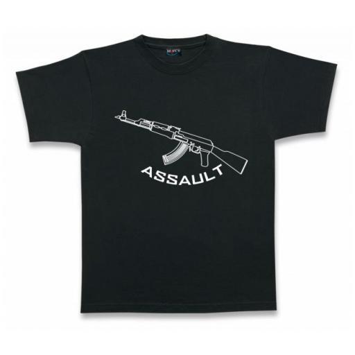 Camiseta ASSAULT