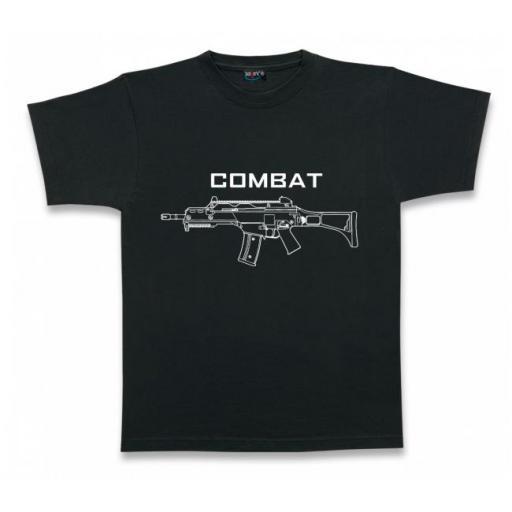 Camiseta COMBAT