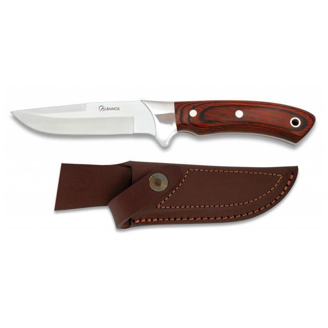 Cuchillo de Caza Mango Stamina ALBAINOX