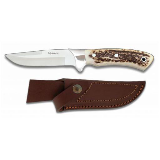 Cuchillo de Caza Asta de Ciervo