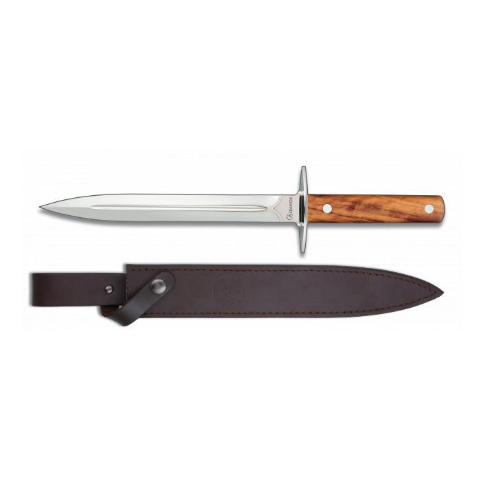 Cuchillo de Caza Olivo
