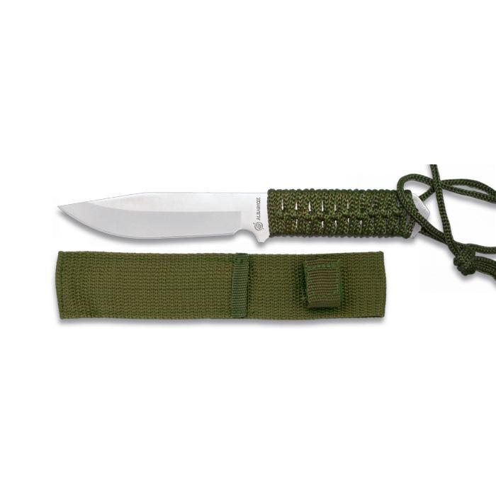 Cuchillo Tactico Encordado