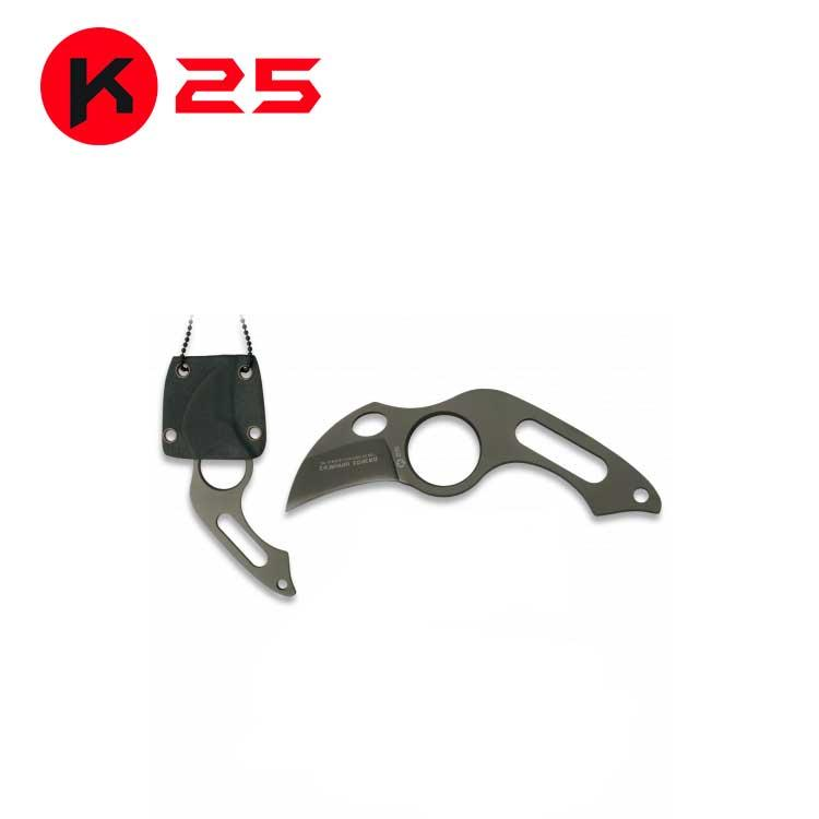 Cuchillo K25 con Funda KYDEX