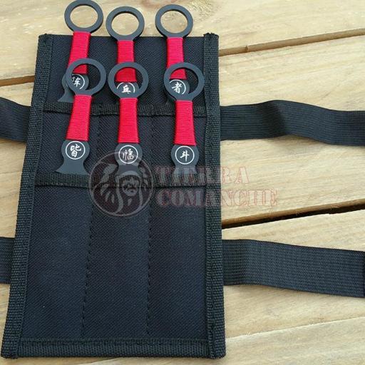 Set 6 Cuchillos Lanzadores [1]