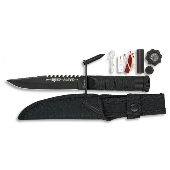 Cuchillo Supervivencia Albainox