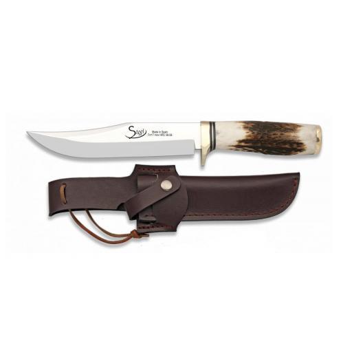 Cuchillo de Caza Ciervo STEEL 440