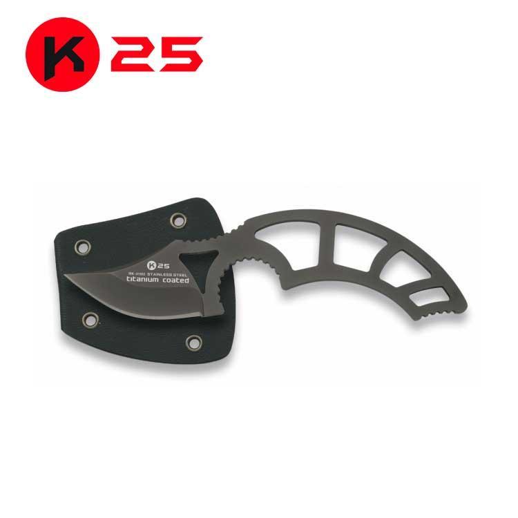 Cuchillo K25 Enterizo
