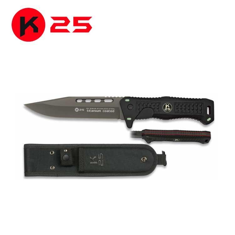 Cuchillo Tactico K25