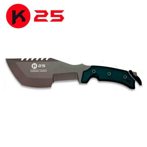 Cuchillo Tactico K25 - TRACKER