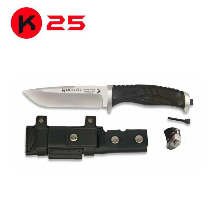 Cuchillo Outdoor RUCKER K25 ENERGY
