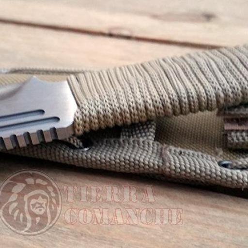 Cuchillo Tactico Encordado [2]