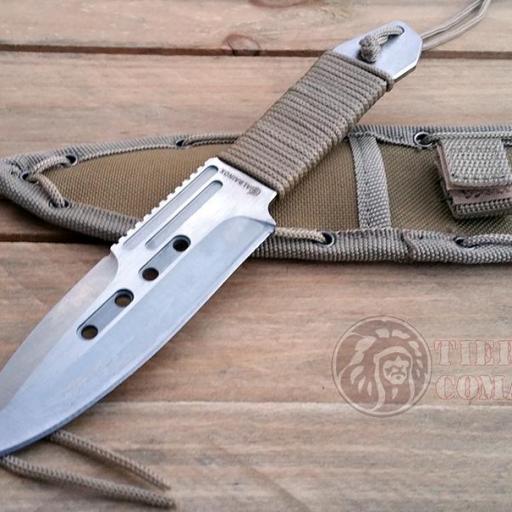 Cuchillo Tactico Encordado [1]