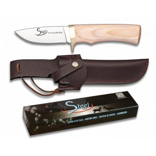 Cuchillo de Caza STEEL 440 [0]