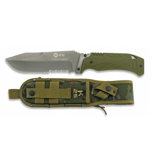 Cuchillo Tactico K25 Army