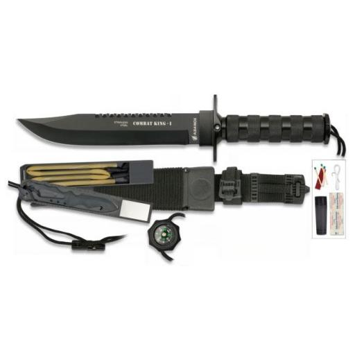 Cuchillo Supervivencia COMBAT KING I