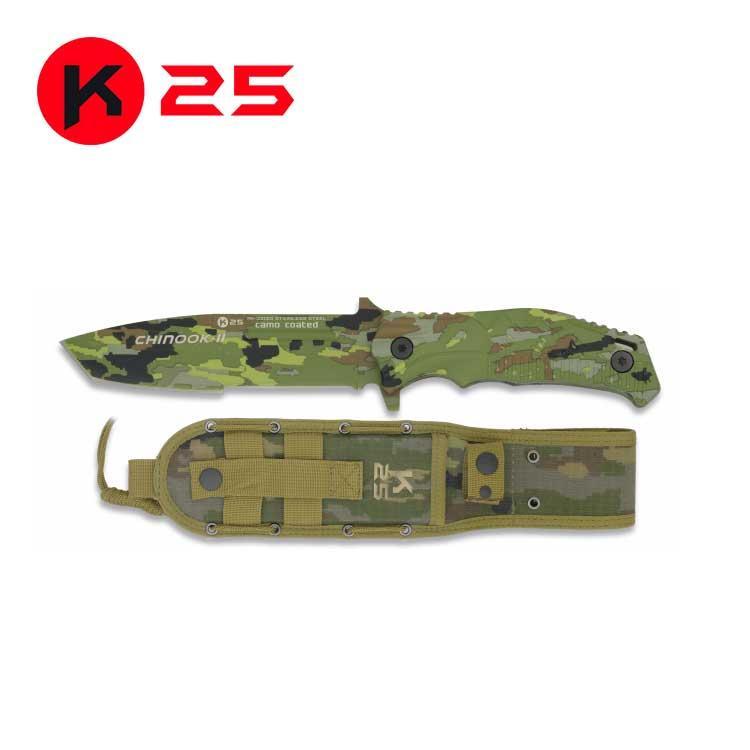 Cuchillo Tactico K25 CHINOOK II