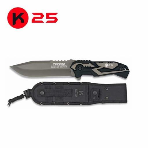 Cuchillo Tactico K25 FUTURE