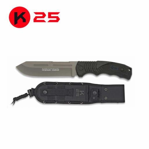Cuchillo Tactico K25 SLF