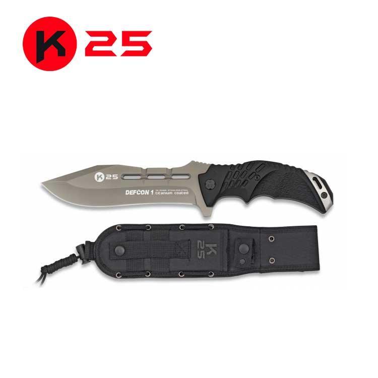 Cuchillo Tactico K25 DEFCON I