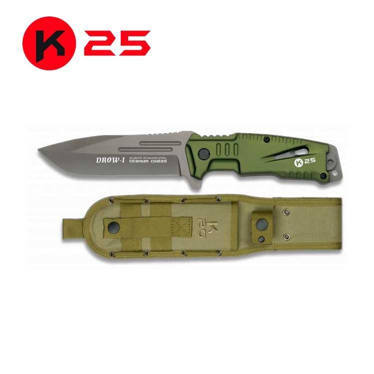 Cuchillo Tactico  K25 DROW I