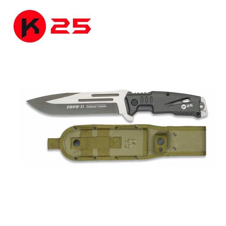 Cuchillo Tactico  K25 DROW II