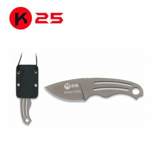 Cuchillo Colgante K25