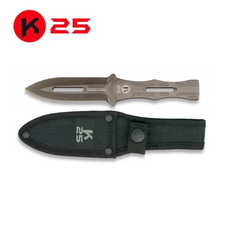 Cuchillo Lanzador K25 CNC