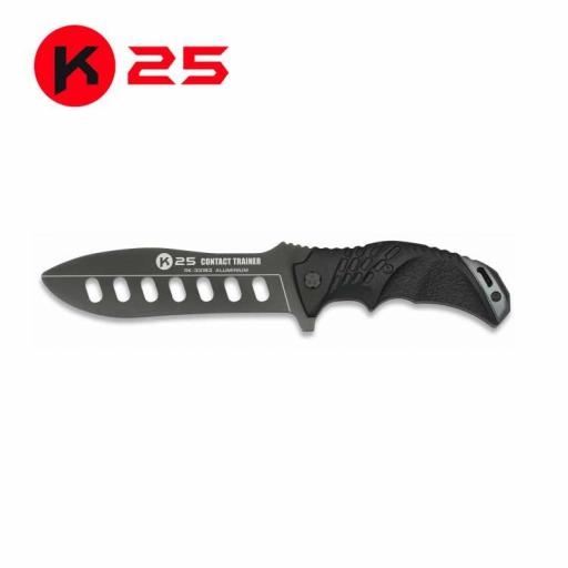 Cuchillo Entrenamiento K25 CONTACT TRAINER