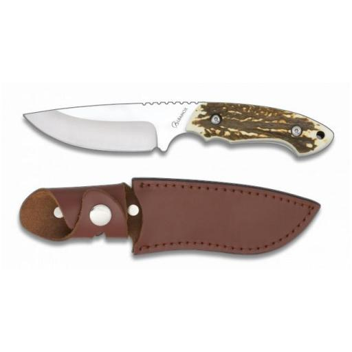 Cuchillo de Caza - Imitacion Asta de Ciervo