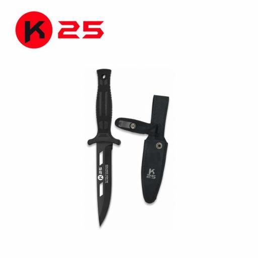 Cuchillo Botero K25 Negro